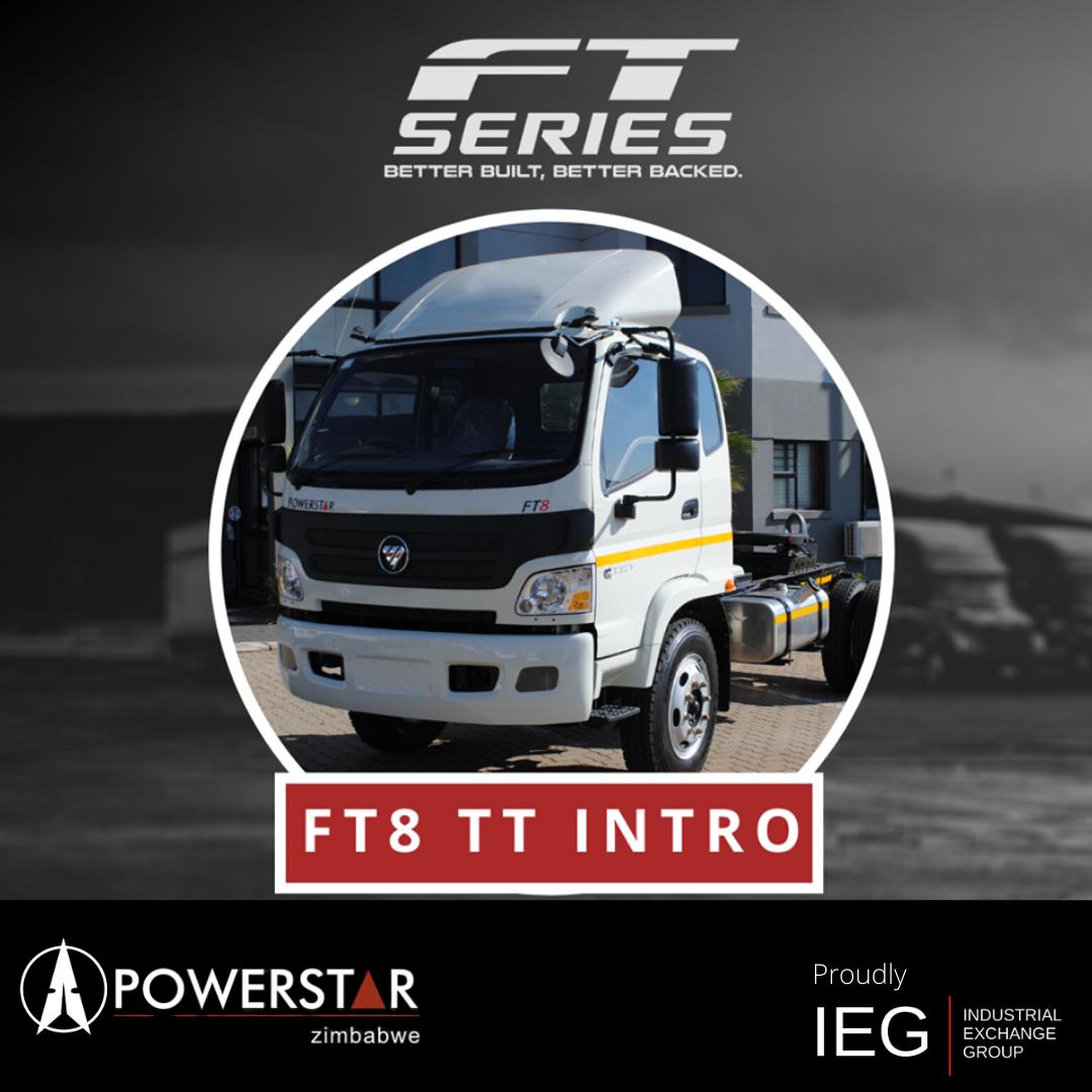 Powerstar FT8 Promo Video