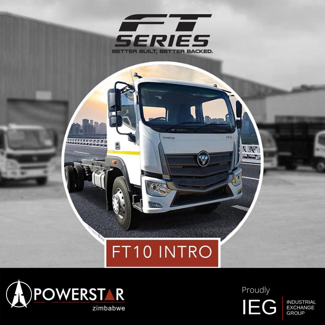 Powerstar FT10 Intro