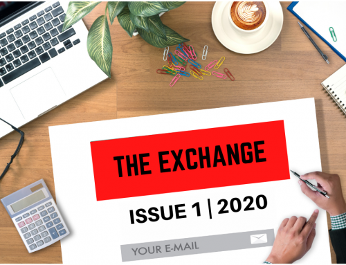 The Exchange Newsletter- Issue 1- Aug 2020